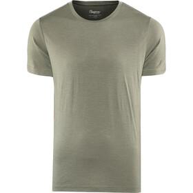 Bergans Oslo Wool T-shirt Herrer, oliven